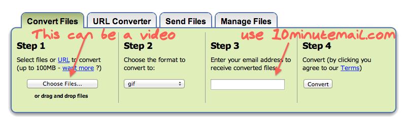 convert pdf to gif zamzar