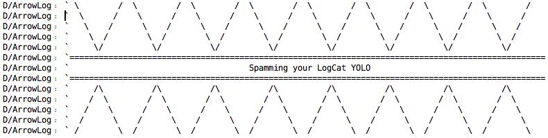 arrowlog